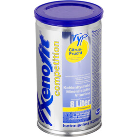 Xenofit Competition Drink Dose 688g Citrus-Frucht
